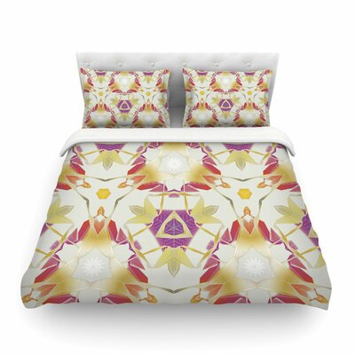 Glorious Digital by Angelo Cerantola Featherweight Duvet Cover Size: Queen