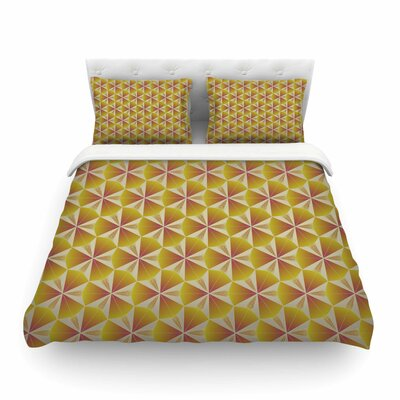 Honey by Angelo Cerantola Featherweight Duvet Cover Size: Twin