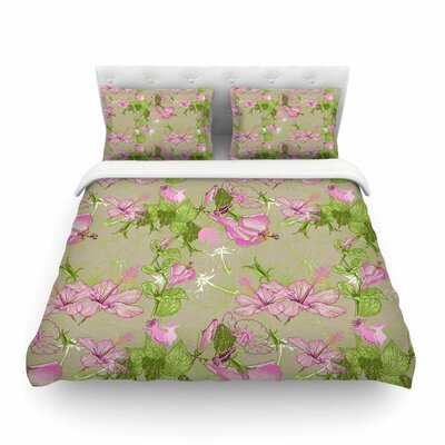 Romantic by Alisa Drukman Featherweight Duvet Cover Size: Queen