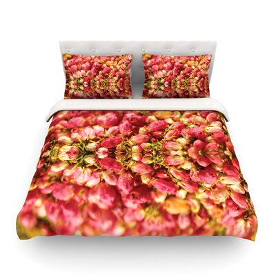 Close to You by Akwaflorel Featherweight Duvet Cover Size: Queen