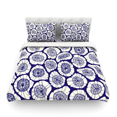 Bahar by Anchobee Featherweight Duvet Cover Size: King