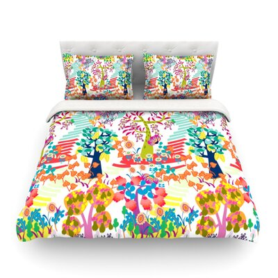 Fruit of the Earth Nature by Agnes Schugard Featherweight Duvet Cover Size: King