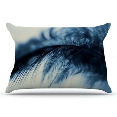 Fall by Ingrid Beddoes Pillow Sham Size: Standard