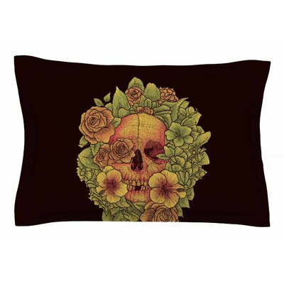 Fragrant Dead by BarmalisiRTB Pillow Sham Size: Queen