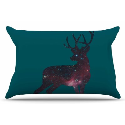 Deer in the Starlight by Alias Pillow Sham