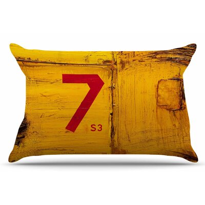 7S3 by Steven Dix Pillow Sham