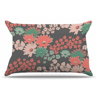 Natures Bouquet by Zara Martina Mansen Pillow Sham Size: King