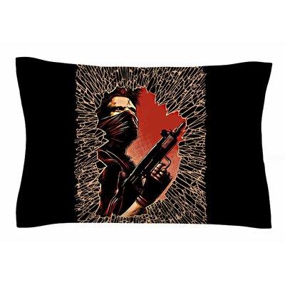 War Is Over by Barmalisirtb Pillow Sham Size: Queen