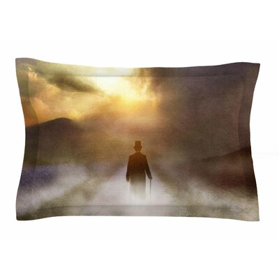 Day Dream by Viviana Gonzalez Pillow Sham Size: Queen