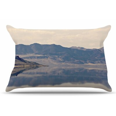 Reflective 2 by Sylvia Coomes Pillow Sham Size: King
