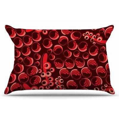 Berry by Maria Bazarova Pillow Sham Size: King