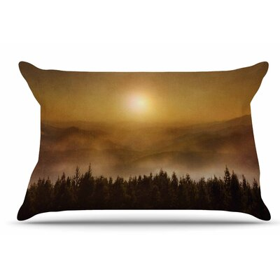 The Awakening by Viviana Gonzalez Pillow Sham Size: King
