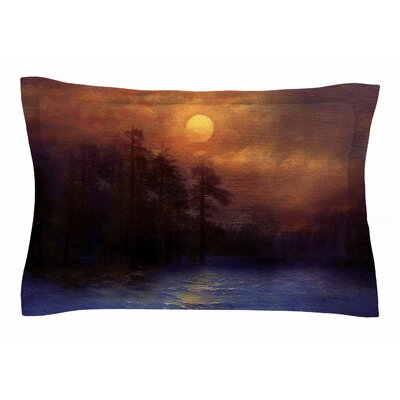 Hope in The Water by Viviana Gonzalez Pillow Sham Size: Queen