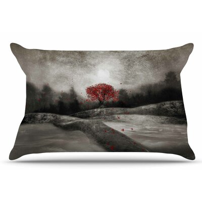 The Sounds and Poems 1 by Viviana Gonzalez Pillow Sham Size: King