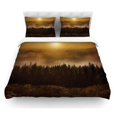 The Awakening by Viviana Gonzalez Featherweight Duvet Cover Size: King