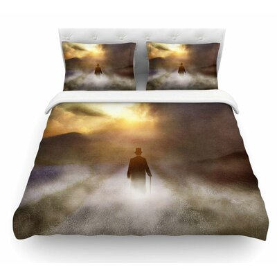 Day Dream by Viviana Gonzalez People Featherweight Duvet Cover Size: King