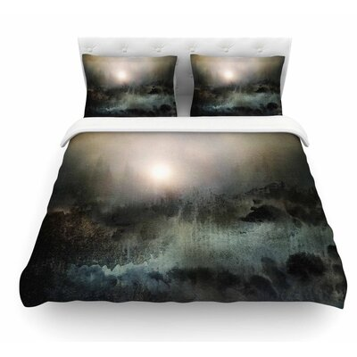 Calling the Sun II by Viviana Gonzalez Featherweight Duvet Cover Size: Queen