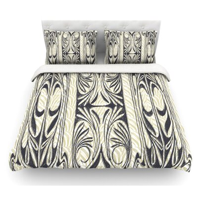 The Palace by Vikki Salmela Featherweight Duvet Cover Size: Queen