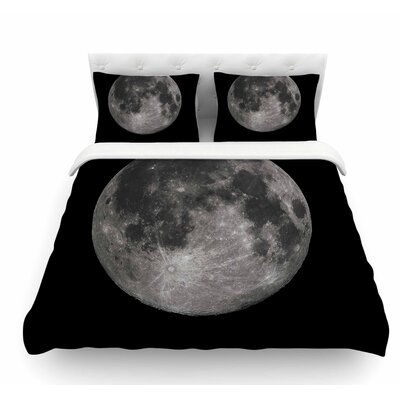 Luna by Alias Featherweight Duvet Cover Size: Queen