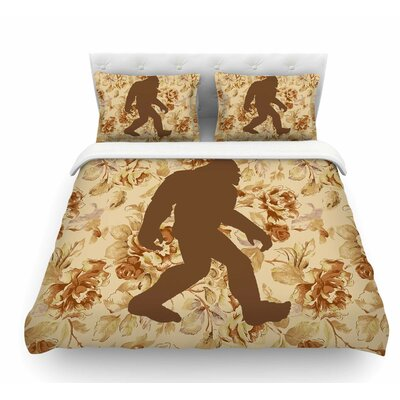 Bigfoot by Alias Featherweight Duvet Cover Size: Queen