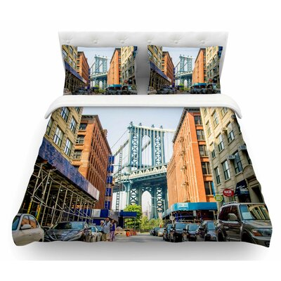 Dumbo by Juan Paolo Urban Featherweight Duvet Cover Size: King