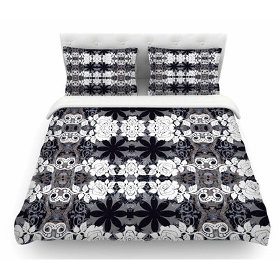 Lacey by Suzanne Carter Featherweight Duvet Cover Size: Twin