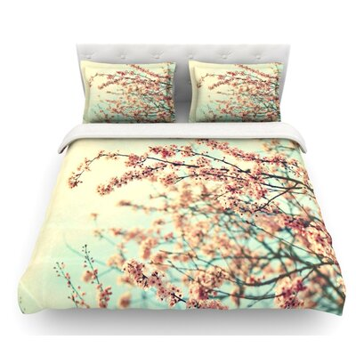 Take a Rest by Sylvia Cook Featherweight Duvet Cover Size: Queen