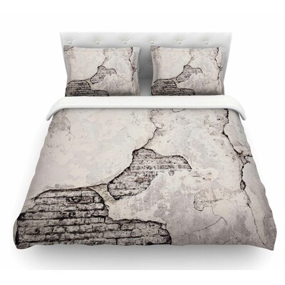 Any Beach Day by Sylvia Cook Coastal Featherweight Duvet Cover Size: Queen