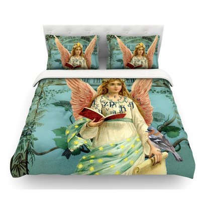 The Delivery by Suzanne Carter Featherweight Duvet Cover Size: King