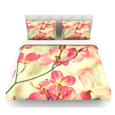 Morning Light by Sylvia Cook Featherweight Duvet Cover Size: Twin