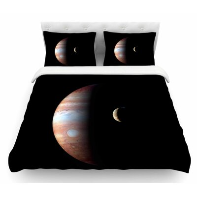 Jupiter by Alias Featherweight Duvet Cover Size: King