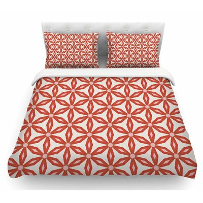 Untold Beauty by Nathan Gibbs Featherweight Duvet Cover Size: Queen
