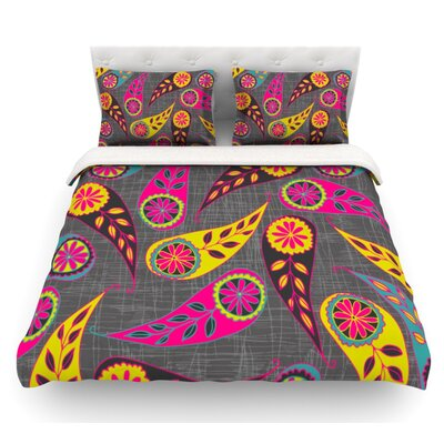 Bohemian II by Nandita Singh Featherweight Duvet Cover Size: King