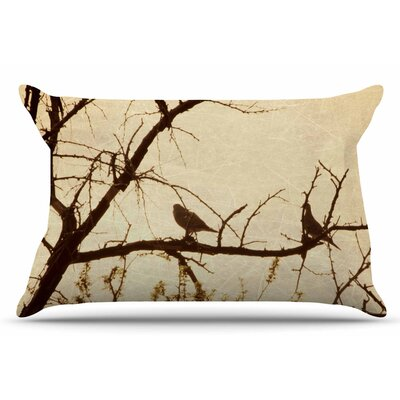 Golden by Sylvia Coomes Pillow Sham Size: King