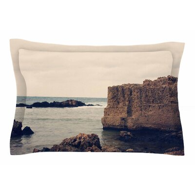 Mediterranean l by Sylvia Coomes Pillow Sham Size: Queen