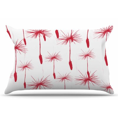 Dandelion by Suzanne Carter Pillow Sham Size: King