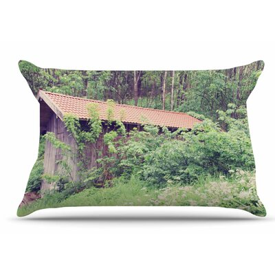 Hidden by Sylvia Coomes Pillow Sham Size: King