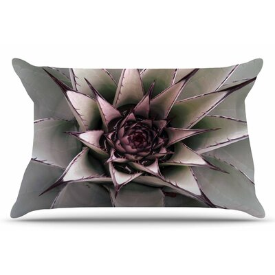Succulent by Suzanne Carter Pillow Sham Size: King