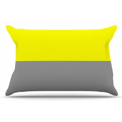 Polovina V.5 by Trebam Pillow Sham Size: King