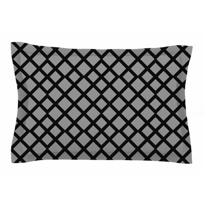 Dijamanti by Trebam Pillow Sham Size: Queen