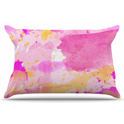 Shirlei Patricia Muniz Pillow Sham Size: King