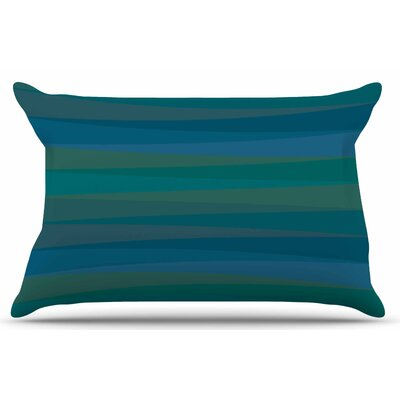 Trokuti V.2 by Trebam Pillow Sham Size: King