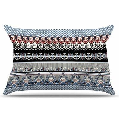 Nouveau Deco by Victoria Krupp Pillow Sham Size: King