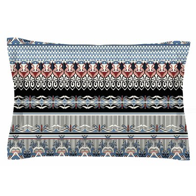 Nouveau Deco by Victoria Krupp Pillow Sham Size: Queen