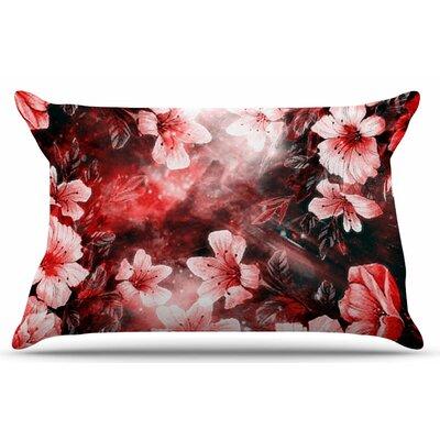 Garden Secret by Shirlei Patricia Muniz Pillow Sham Size: King