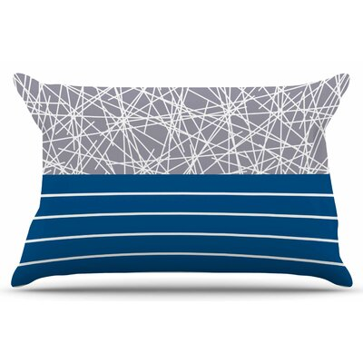 Odvojen by Trebam Pillow Sham Size: King