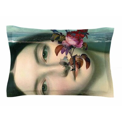 Emerge by Suzanne Carter Pillow Sham Size: Queen