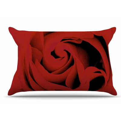 Suzanne Carter Pillow Sham Size: King
