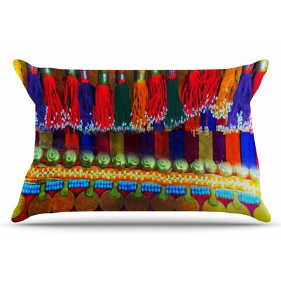Boho Mania by S Seema Z Pillow Sham Size: King