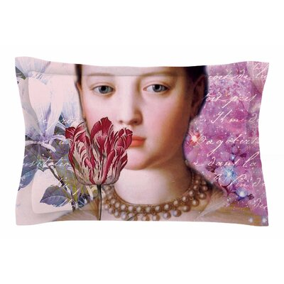 Eternity by Suzanne Carter Pillow Sham Size: Queen